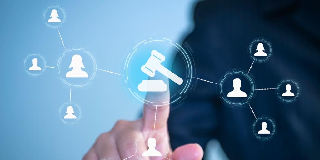 mplementação de um software jurídico